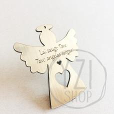 Graviruotas angelas - Lai saugo tave tavo angelas sargas ♥