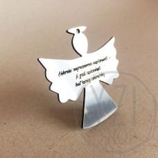 Graviruotas angelas - Sėkmės nesuplanuosi