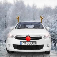 Kalėdinis automobilio rinkinys RUDOLF