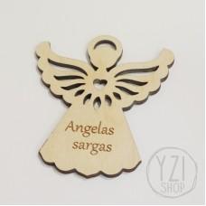 "Medinis magnetukas  ""Angelas sargas"""