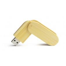 Bambukinis USB raktas STALK,  16GB